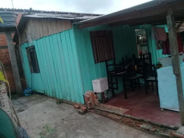 Vendo casa 40 mil em araucária - Foto 2
