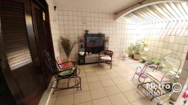 Casa de Conjunto com 3 dormitórios à venda, 141 m² por R$ 330.000 - Vinhais - São Luís/MA - Foto 2