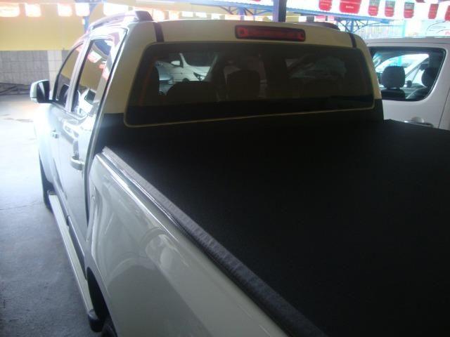 Gm - Chevrolet S10 LT 4x4 Aut 2014/14 Branca - Foto 9