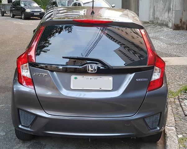 Honda Fit LX único dono todas revisões na Honda apenas 30mil km - Foto 4
