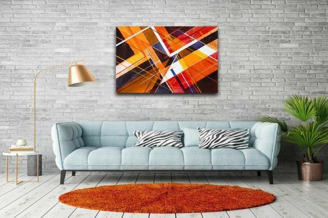 Quadros Decorativos canvas Abstratos e mais de 5 mil imagens - Foto 3