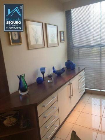 Cobertura para alugar, 370 m² por R$ 15.000,00/mês - Asa Sul - Brasília/DF - Foto 15
