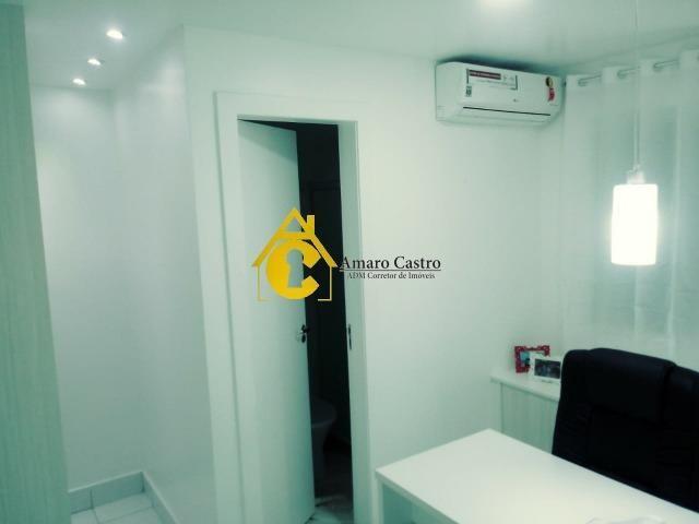COD 231-Lê Jardin-Espetacular duplex fino acabamento 3 suítes ( 1 c/ closet) - Luz - NI - Foto 13