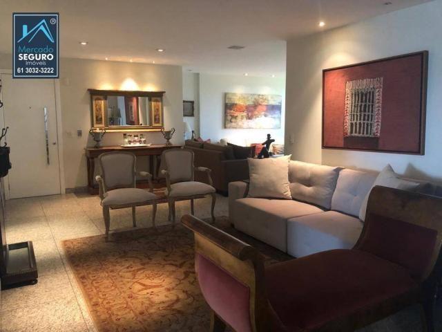 Cobertura para alugar, 370 m² por R$ 15.000,00/mês - Asa Sul - Brasília/DF