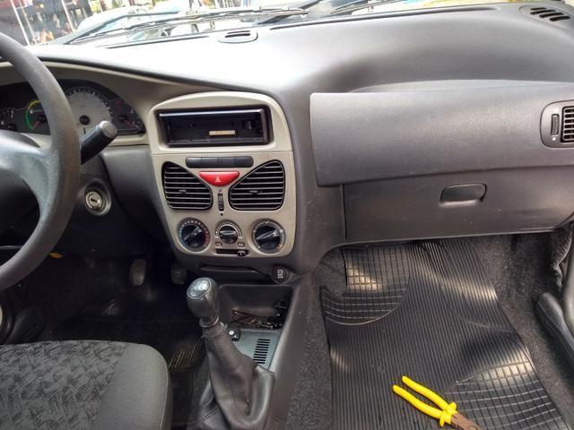 Fiat palio Fire 2010 2p branco - Foto 4