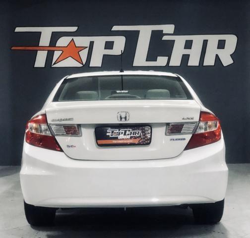 Honda Civic Lxs 1.8 - ano - 2015 Extra ! Troco e Financio ! - Foto 4