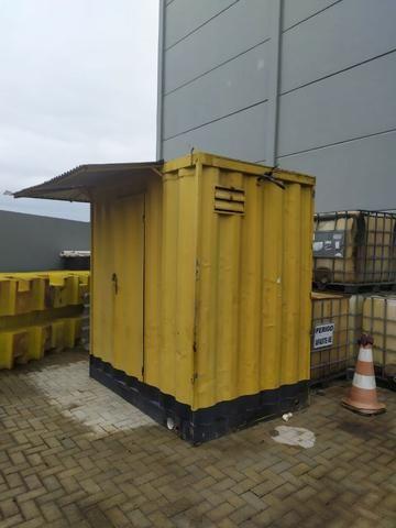 Vendo guarita container - Foto 3
