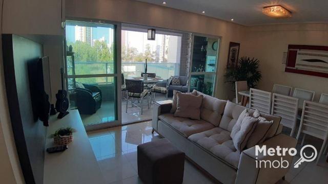 Apartamento com 3 quartos à venda, 127 m² por R$ 700.000 - Jardim Renascença - São Luís/MA - Foto 9