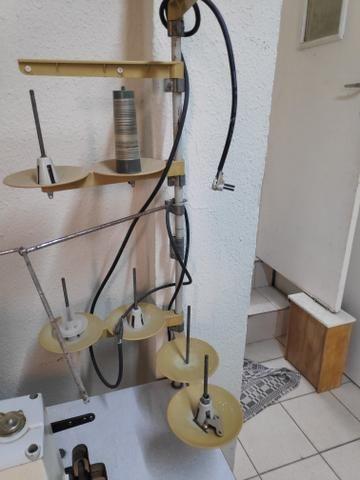 Vendo máquina base plana mansão - Foto 2