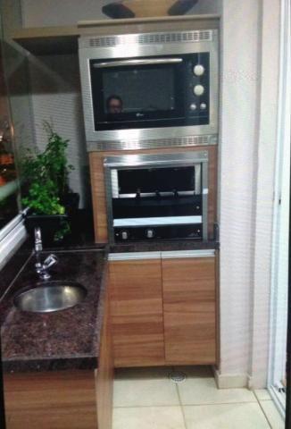 Apartamento com 3 dormitórios à venda, 69 m² por r$ 440.000 - vila humaitá - santo andré/s - Foto 7