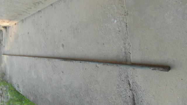 Portao metalon com chapa lambril 2,45x2,33 - Foto 5