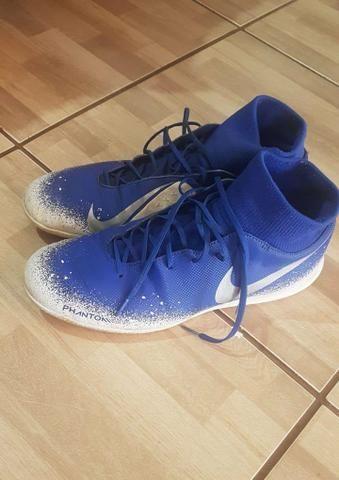 Chuteira Futsal Nike Phantom Vision - Foto 2