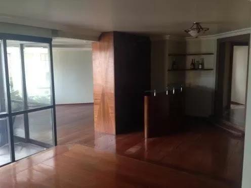 Apartamento com 4 dormitórios, sendo 2 suítes, à venda, 296 m² por r$ 1.250.000 - santa pa