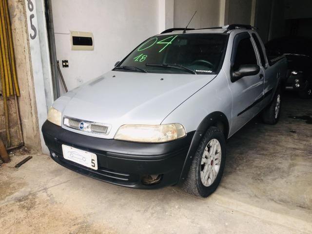 Fiat Strada Adventure - 1.8 - 2004