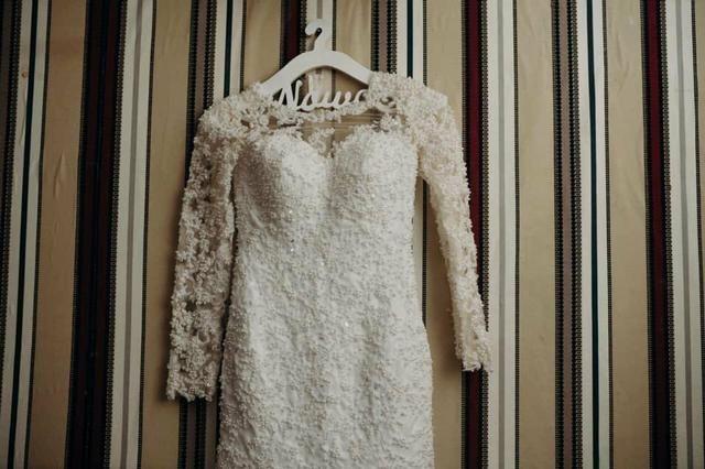 Vestido de Casamento n° 36