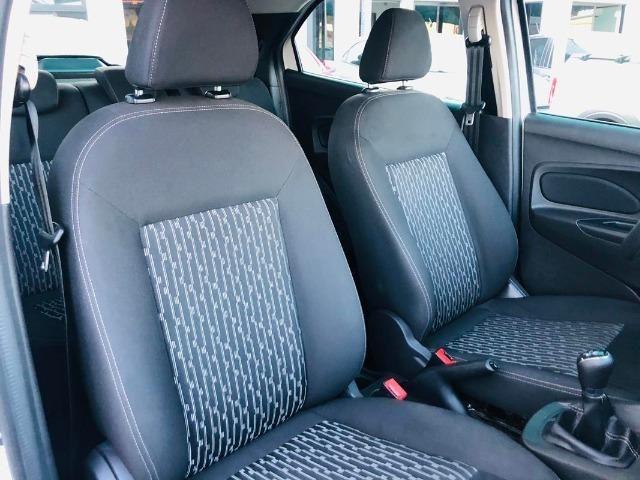 Ford Novo Ka Se 1.0 2019, revisado ford , garantia !!!!!! - Foto 8
