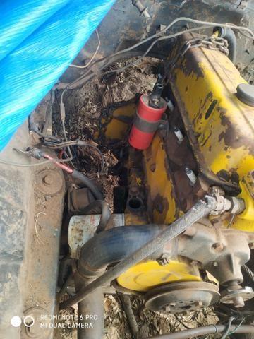 Motor 4cilindros alcool opala caravan - Foto 6
