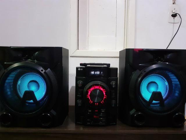 Vendo só LG 650w - Foto 2