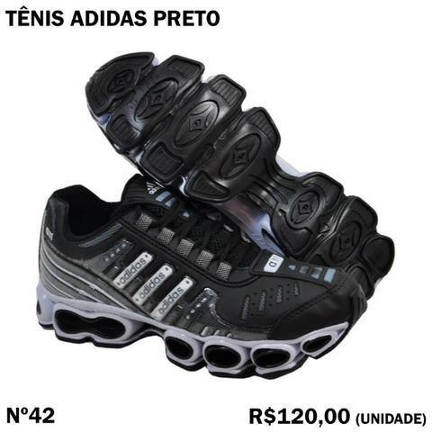 efdea3e824 Tênis Adidas Preto com Amortecedor - Roupas e calçados - Estados ...