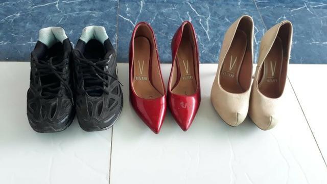 3c1c660b6 Sapatos Feminino 33/34 - Roupas e calçados - Pedreira, Belém ...