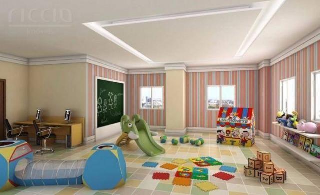 Apartamento com 2 dormitórios à venda, 67 m² por r$ 290.000,00 - parque industrial - são j - Foto 17