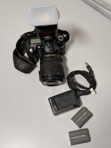 Nikon D90 nova + lente - Foto 2