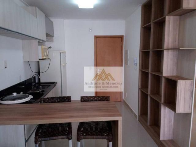 Kitnet com 1 dormitório para alugar, 44 m² por R$ 1.500,00/mês - Bosque das Juritis - Ribe - Foto 5