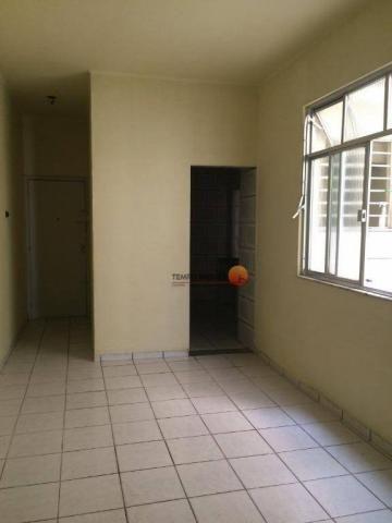 Apartamento com 2 dormitórios para alugar, 60 m² por R$ 1.000,00/mês - Centro - Niterói/RJ - Foto 2