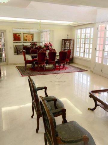 Sobrado no Condomínio Villa Felice com 5 dormitórios à venda, 880 m² por R$ 2.300.000 - Ja - Foto 2