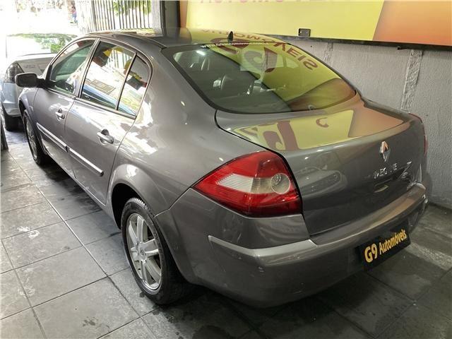 Renault Megane 2.0 dynamique sedan 16v gasolina 4p automático - Foto 3