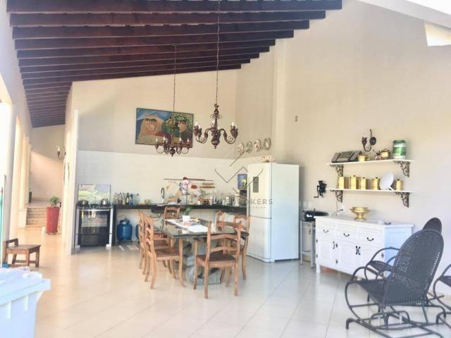 Sobrado no Condomínio Villa Felice com 5 dormitórios à venda, 880 m² por R$ 2.300.000 - Ja - Foto 11