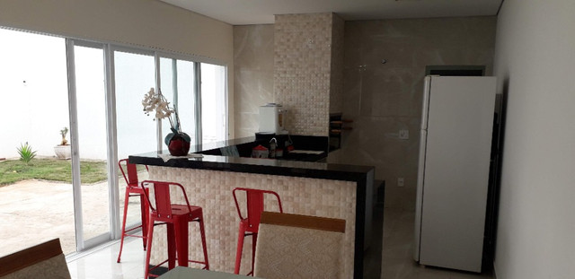 Casa 3 quartos 4 garagens condomínio fechado B. S. Maria Uberaba - Foto 9