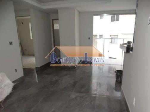 Apartamento à venda com 2 dormitórios em Castelo, Belo horizonte cod:41358 - Foto 3