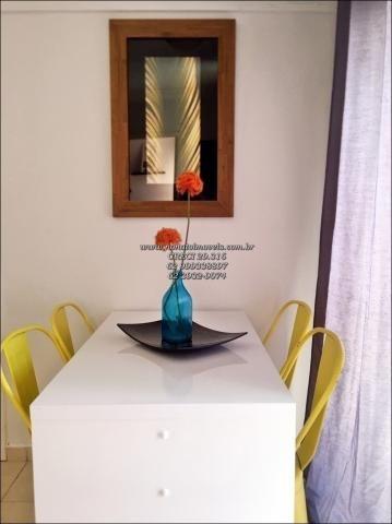 Lindo apartamento mobiliado no ST Bela Vista ! 2 Quartos ( 1 suite ) - Foto 4