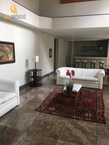 Apartamento com 4 dormitórios à venda, 300 m² por R$ 4.100.000 - Indianópolis - São Paulo/ - Foto 10
