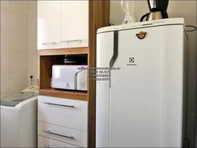 Lindo apartamento mobiliado no ST Bela Vista ! 2 Quartos ( 1 suite ) - Foto 11