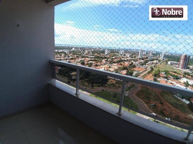 Apartamento com 3 dormitórios à venda, 92 m² por r$ 470.000,00 - plano diretor sul - palma - Foto 8