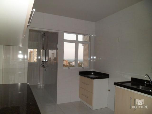 Apartamento para alugar com 3 dormitórios em Centro, Ponta grossa cod:533-L - Foto 8