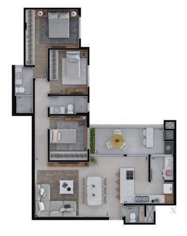 Apartamento residencial para venda, Cristo Rei, Curitiba - AP6996. - Foto 13