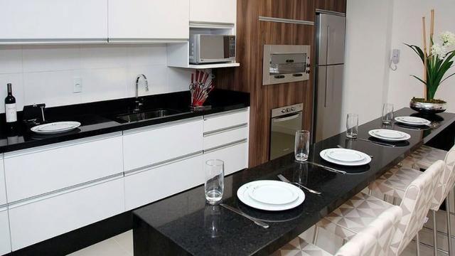 D_ Apto2 dormitórios mobiliado, no bairro Pagani, em Palhoça - Foto 9