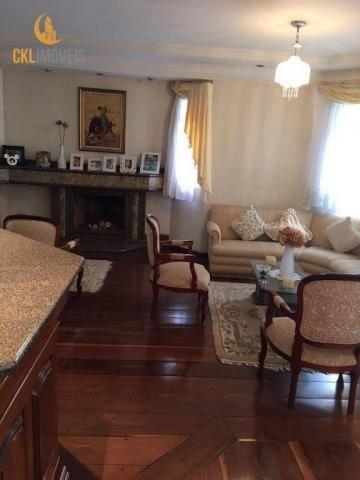 Apartamento com 4 dormitórios à venda, 300 m² por R$ 4.100.000 - Indianópolis - São Paulo/ - Foto 2