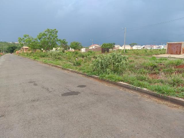 Lotes parcelados jardim prive