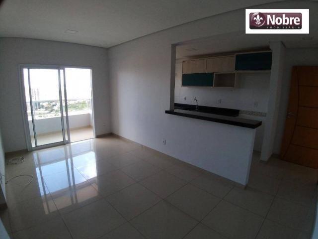 Apartamento com 3 dormitórios à venda, 92 m² por r$ 470.000,00 - plano diretor sul - palma - Foto 3