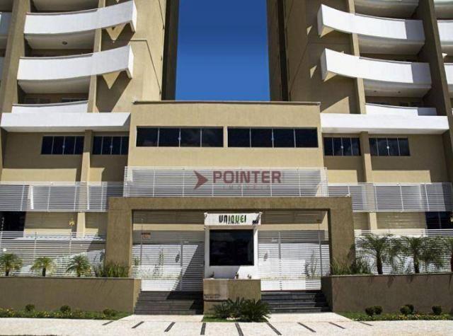 Apartamento com 2 dormitórios 1 vaga, à venda, 55 m² Jardim Goiás - Goiânia/GO