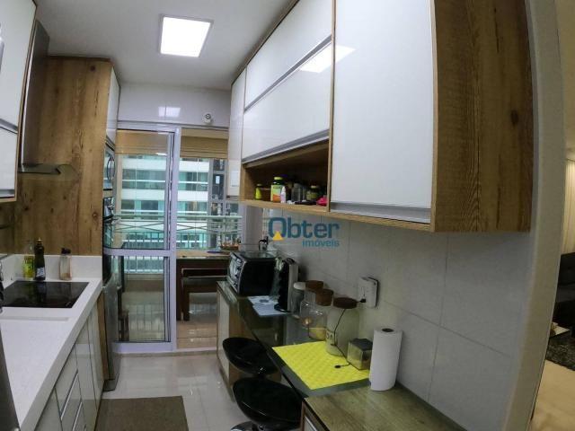 Apartamento com 3 suítes para alugar por R$ 7.150/mês - Setor Marista - Foto 12
