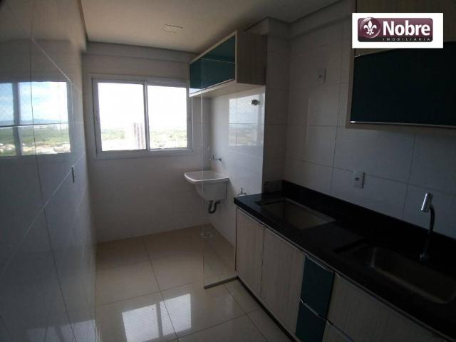 Apartamento com 3 dormitórios à venda, 92 m² por r$ 470.000,00 - plano diretor sul - palma - Foto 6
