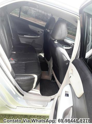 Toyota Corolla GLI Flex Ano 2012 Motor 1.8 Completo - Foto 6