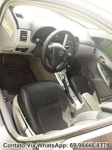Toyota Corolla GLI Flex Ano 2012 Motor 1.8 Completo - Foto 5