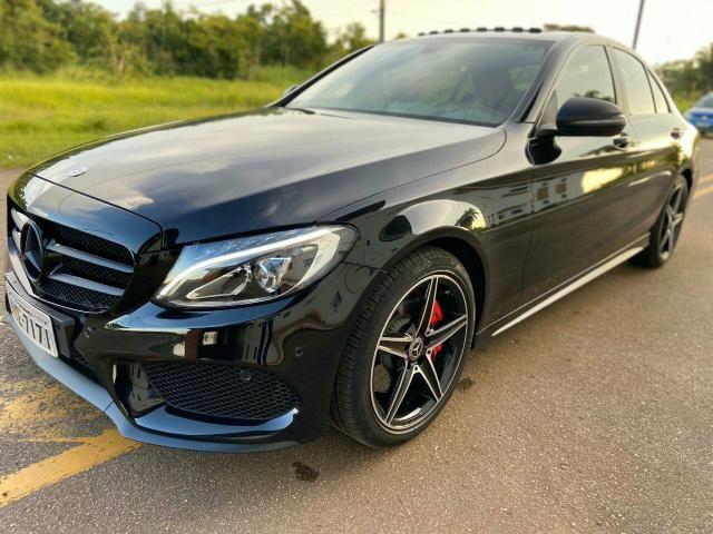 Mercedes-benz c300 sport 2.0 at 17-18