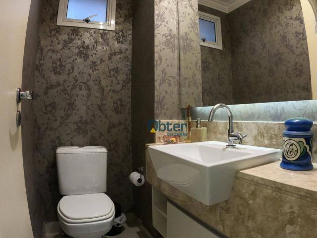 Apartamento com 3 suítes para alugar por R$ 7.150/mês - Setor Marista - Foto 18